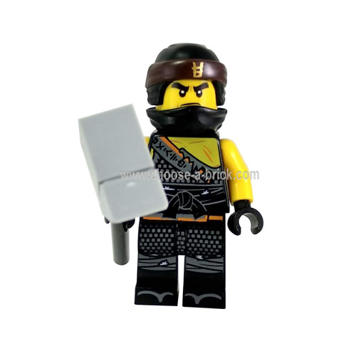 Skylor - Hunted with weapon - LEGO Minifigure Ninjago