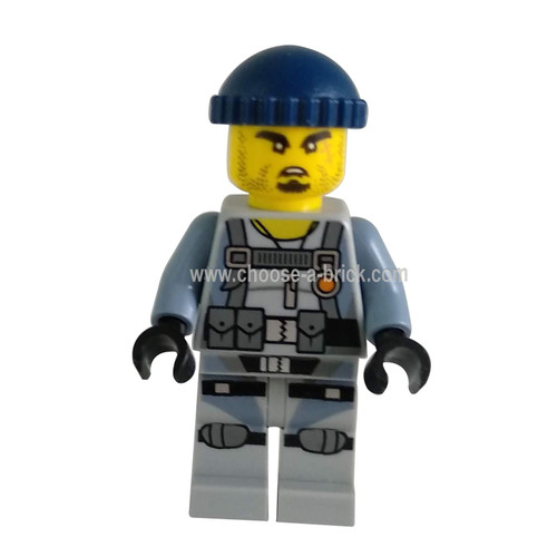 Mike The Spike - LEGO Minifigure Ninjago