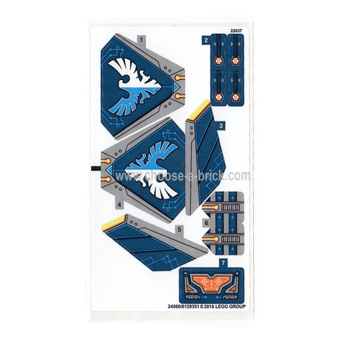 Sticker for Set 70315 - 24061-6129352 - LEGO Parts and Pieces