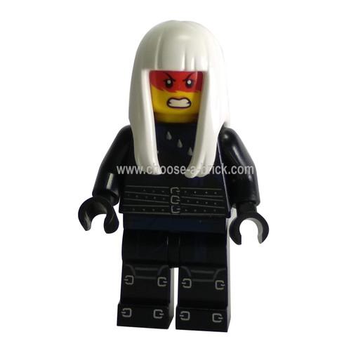 Harumi - Hunted - LEGO Minifigure Ninjago
