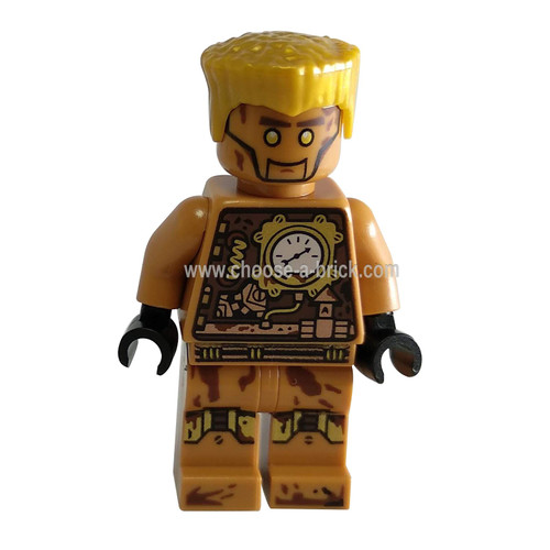 Echo Zane 70594 - LEGO Minifigure Ninjago