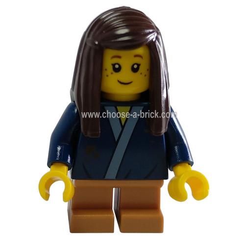 Sally - LEGO Minifigure Ninjago