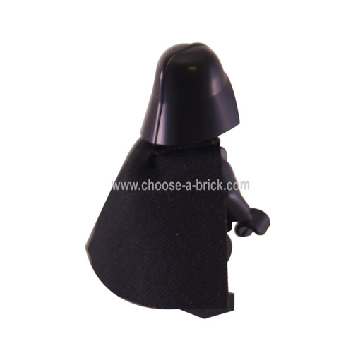 Darth Vader - Type 2 Helmet, Spongy Cape with saber - LEGO Minifigure Star Wars