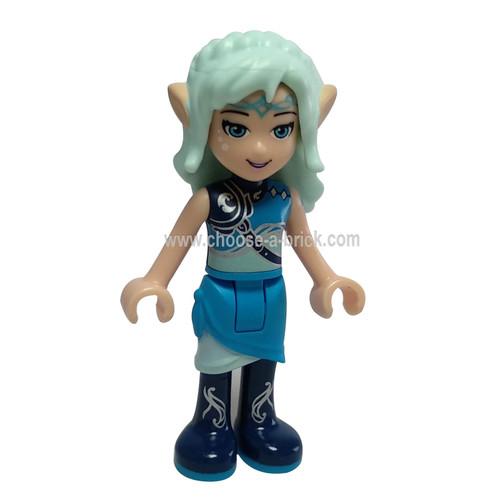 Naida Riverheart, Boots - LEGO Minifigure Elves