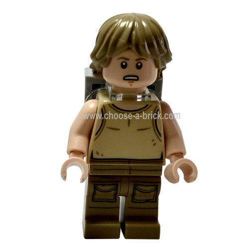 Luke Skywalker (Dagobah) - LEGO Minifigure Star Wars
