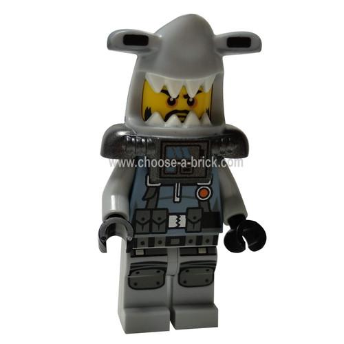 Hammer head - LEGO Minifigure Ninjago