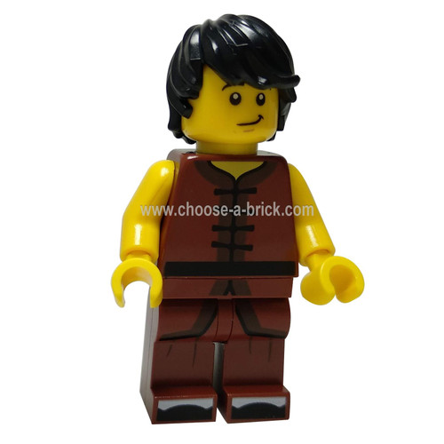 Chan Kong-Sang - LEGO Minifigure Ninjago