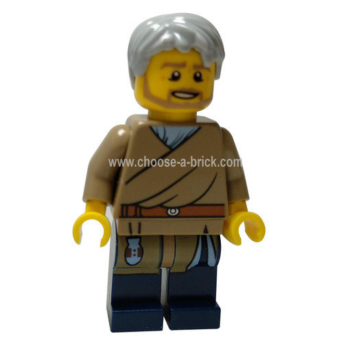 Runde - LEGO Minifigure Ninjago