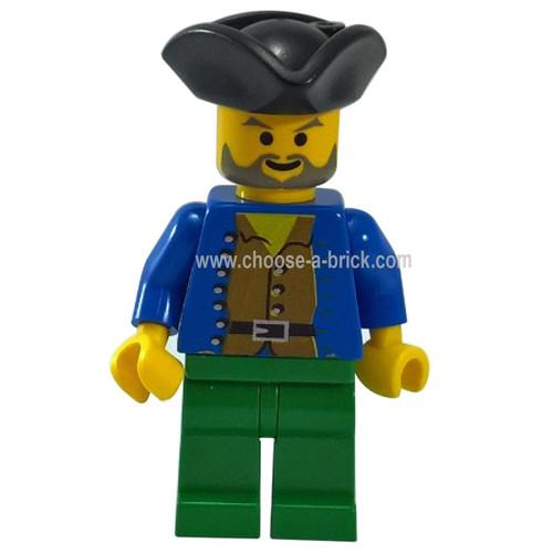 pirate - pi034 - LEGO Minifigure Pirate