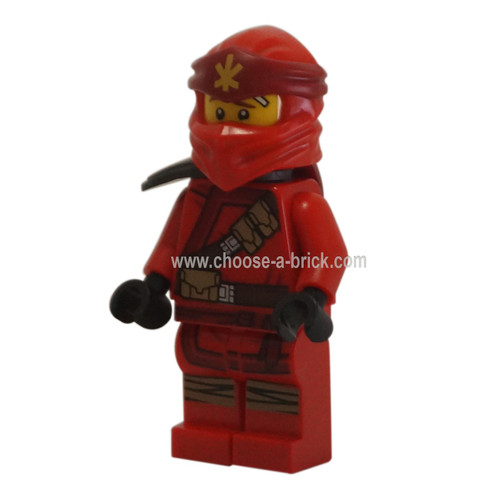 Kai (Forbidden Spinjutzu) - LEGO Minifigure Ninjago