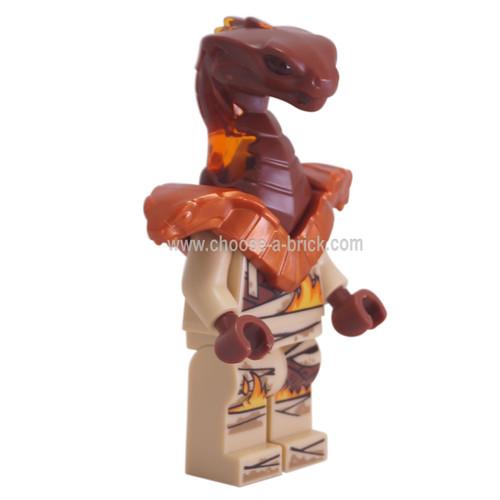 Pyro Whipper - weapon - LEGO Ninjago