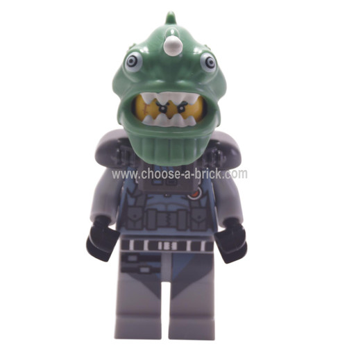 Shark Army Angler - LEGO Minifigure Ninjago