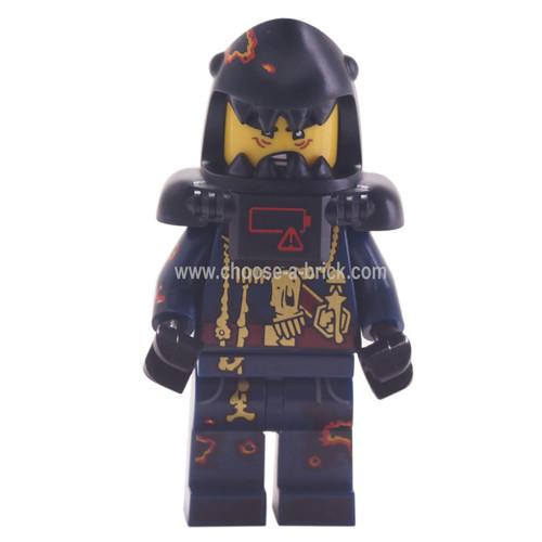 Shark Army Great White - LEGO Minifigure Ninjago