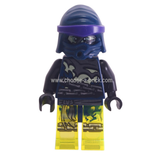 Chain Master Wrayth (Legs) - LEGO Minifigure Ninjago