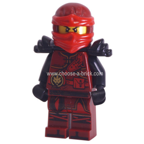 Kai - Hands of Time, Dual Sided Head 70627 - LEGO Minifigure Ninjago
