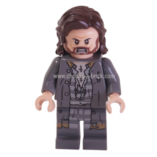 Sirius Black, Printed Legs - LEGO Minifigure Harry Potter