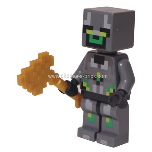 Skull arena player 1 - LEGO Minifigre Minecraft