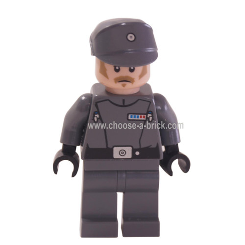 LEGO Minifigure - Imperial Recruitment Officer