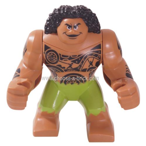 LEGO Minifigure - Maui