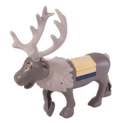 LEGO Minifigure - Reindeer, Frozen (Sven)