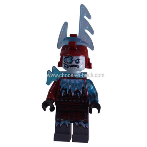 LEGO Minifgure - Blizzard Samurai