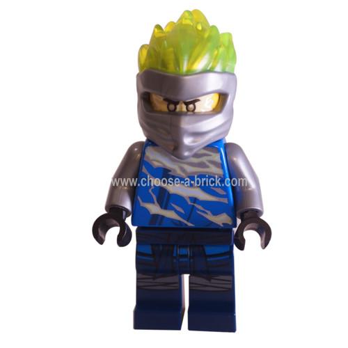 LEGO Minifigure -  Jay FS (Spinjitzu Slam)