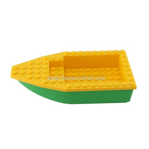 LEGO Parts - Boat Hull Unitary 16 x 8 Base