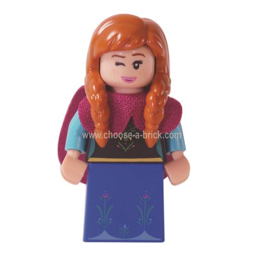 LEGO MInifigure - Anna - collectible minifigures series 2