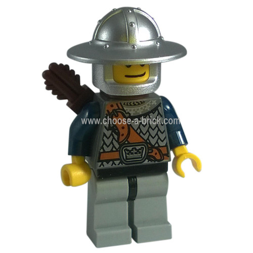 LEGO Minifigure Castle - Crown knight 344