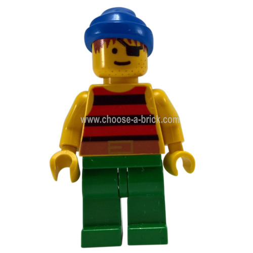 LEGO Minifigure - pirate - pi029