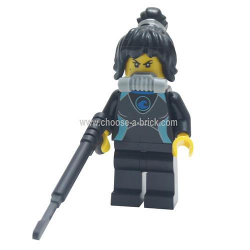 LEGO Minifigure - Nya - Avatar Nya