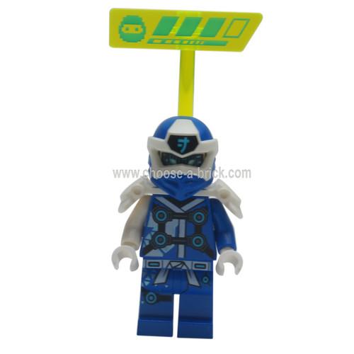 LEGO Minifigure -  Jay - Digi Jay