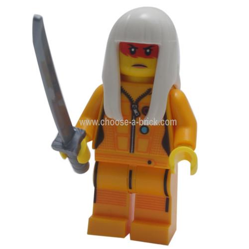 LEGO Minifigure - Harumi - Avatar Harumi