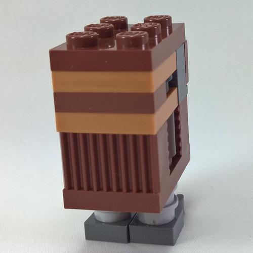 Gonk Droid - Reddish Brown 75146