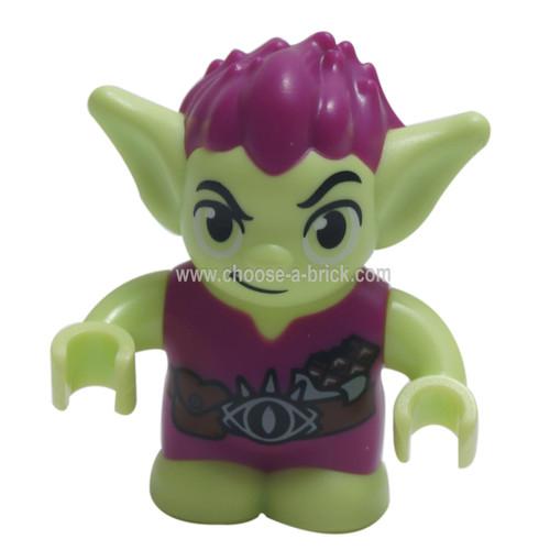 LEGO Minifigure Elves -  Roblin