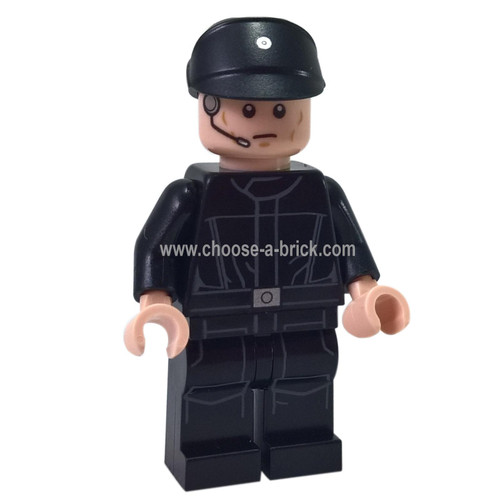 LEGO MInifigure - Imperial Shuttle Pilot 75163