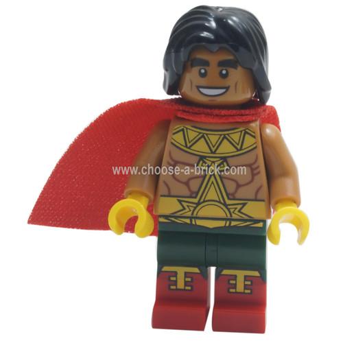 LEGO Minifigure - El Dorado