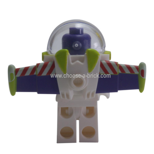 LEGO Minifigure - Buzz Lightyear - Minifigure Head