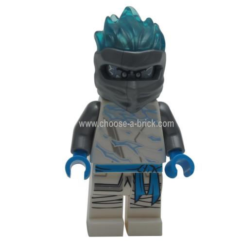 LEGO Minifigure  - Zane FS (Spinjitzu Slam)