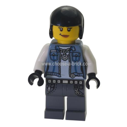 LEGO Minifigure -  Joey - hidden site