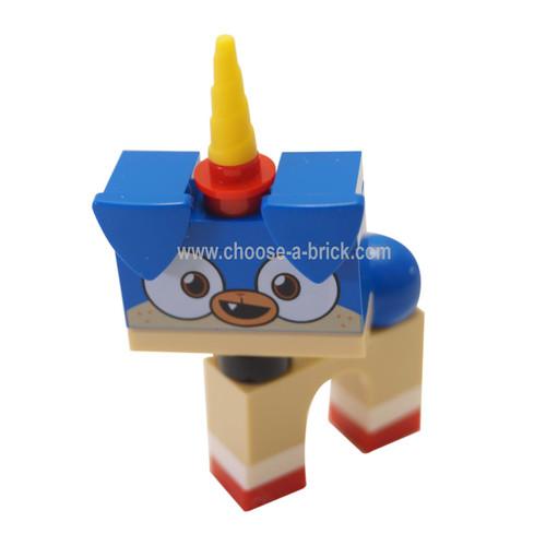 LEGO MInifigure Puppycorn - Smile