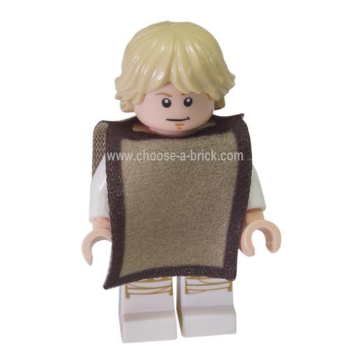 LEGO Minifigure - Luke Skywalker (Poncho)