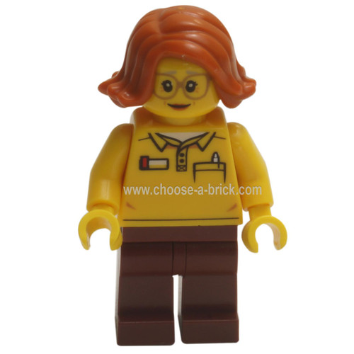 LEGO Minifigure - Female - twn381