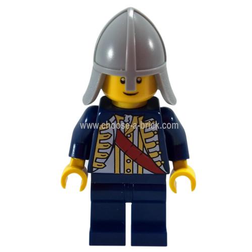 LEGO Minifigure -  Red Sash (9349)