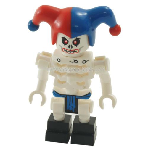 LEGO Minifigure - Krazi - Jester's Cap