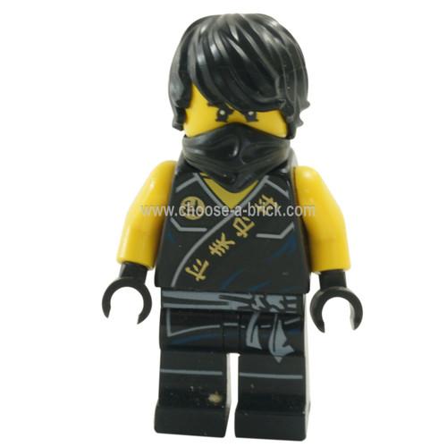 LEGO Minifigure -  Cole - Sleeveless