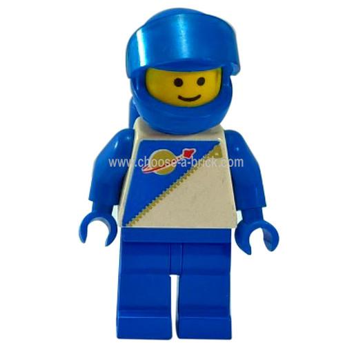 LEGO Minifigure - Futuron - Blue