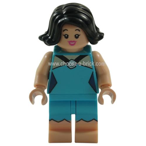 LEGO Minifigure - Betty Rubble - The Flintstones