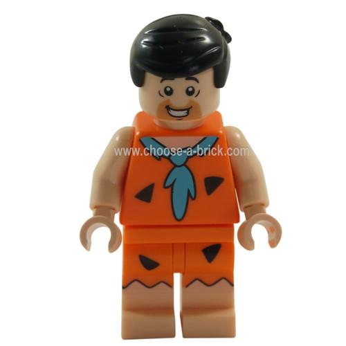 LEGO Minifigure -  Fred Flintstone - The Flintstones