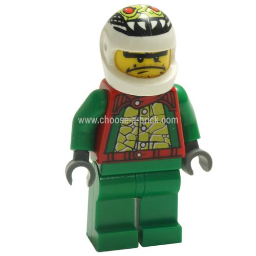 LEGO Minifigure -  Nitro Nick